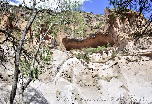 High Cliff Dwelling