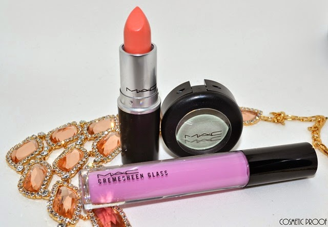 MAC is Beauty Makeup Look Review Swatches (12)