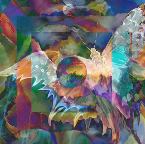 """The """"Night Flight"""" piece from the """"2009"""" collection"""