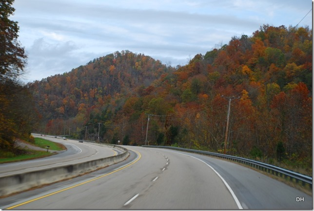 Travel from Kingsport to Cumberland I26-US11W-US25E (136)