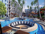 1 bedroom apartment in Arcadia Beach Resort condo for sale  for sale in South Pattaya Pattaya