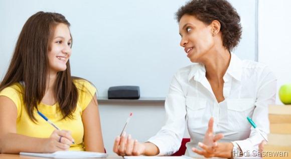 syarat menjadi guru pembimbing yang baik