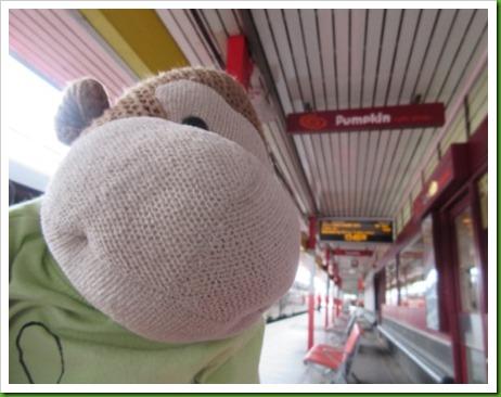 Train to Evesham.