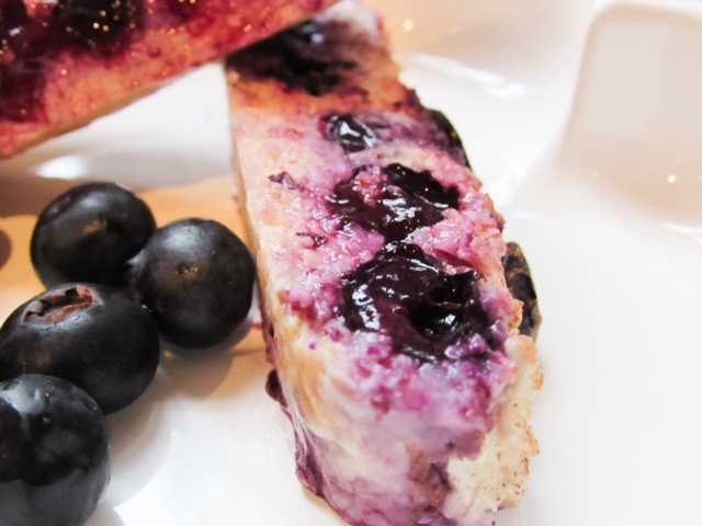 picture Baby Food Recipe: Blueberry Oats and Yogurt