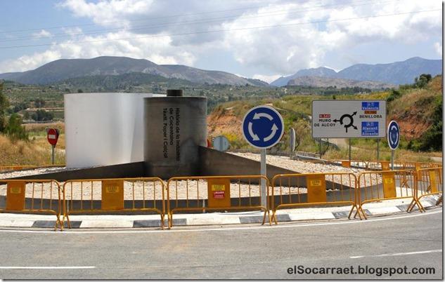 Rotonda EixidaBENILLOBA  elSocarraet ©rfaPV (2)