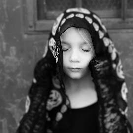Sophia Skull by Sarah Douglas - Babies & Children Children Candids