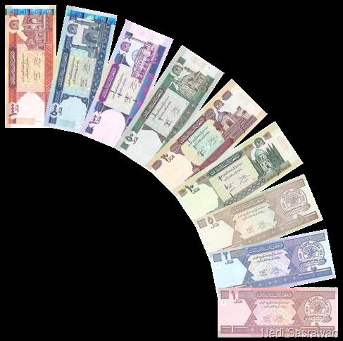 Mata uang Afghani