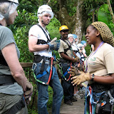 RainforestCanopyZiplineInStLucia