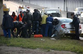 Bouira: grave accident au centre-ville