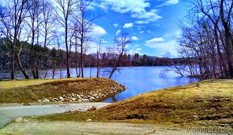 4-24-15 Androscoggin river Brookfield Rec area