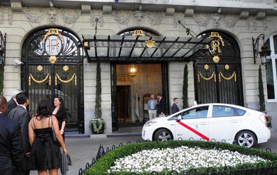 90 millones para la reforma del Hotel Ritz que acabará en 2017