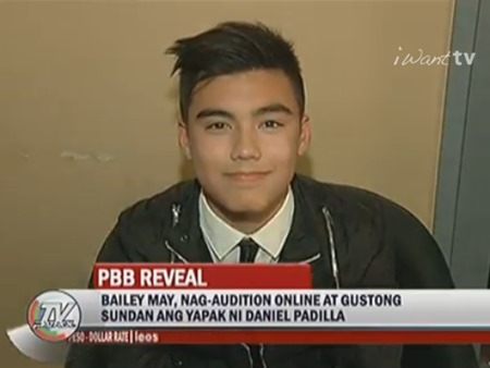 Bailey May on TV Patrol