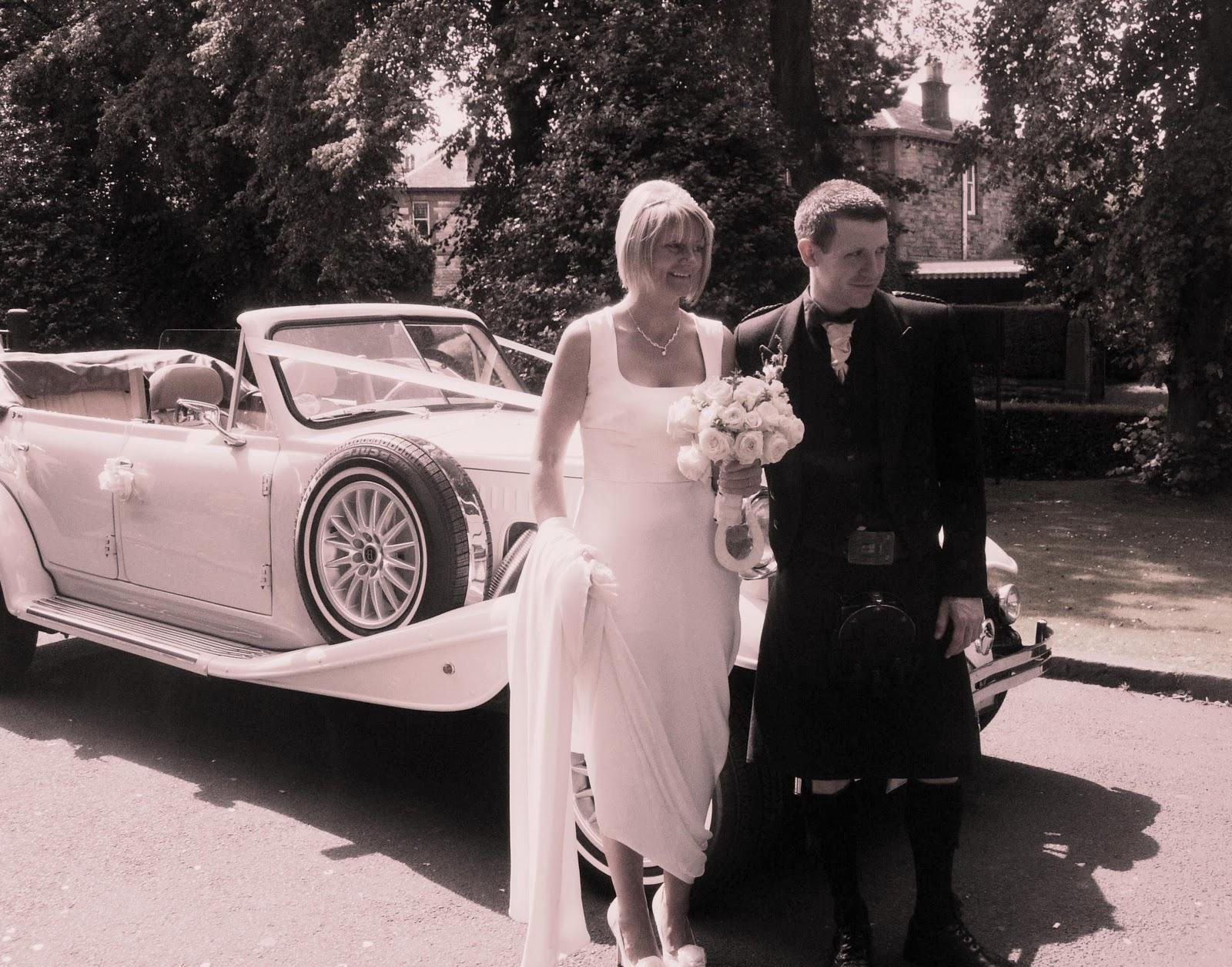 Newton Mearns Wedding Cars,