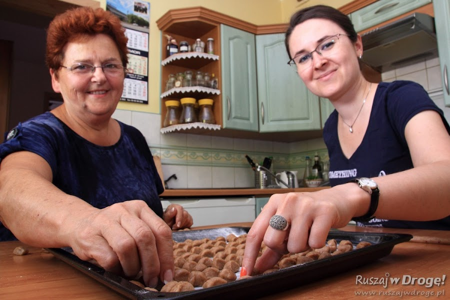 Przygotowujemy fefernuski z panią Krystyną Gierszewską