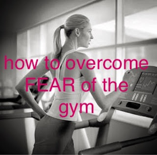 How to overcome fear of the gym