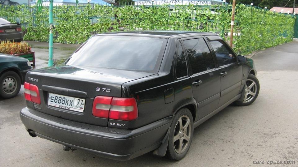S on 2000 Volvo S70 Horsepower