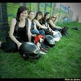 Otwarcie sezonu motocyklowego we Wloszczowej - 29.04.2012
