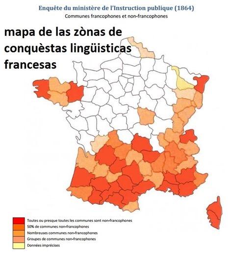 mapa de frança 9