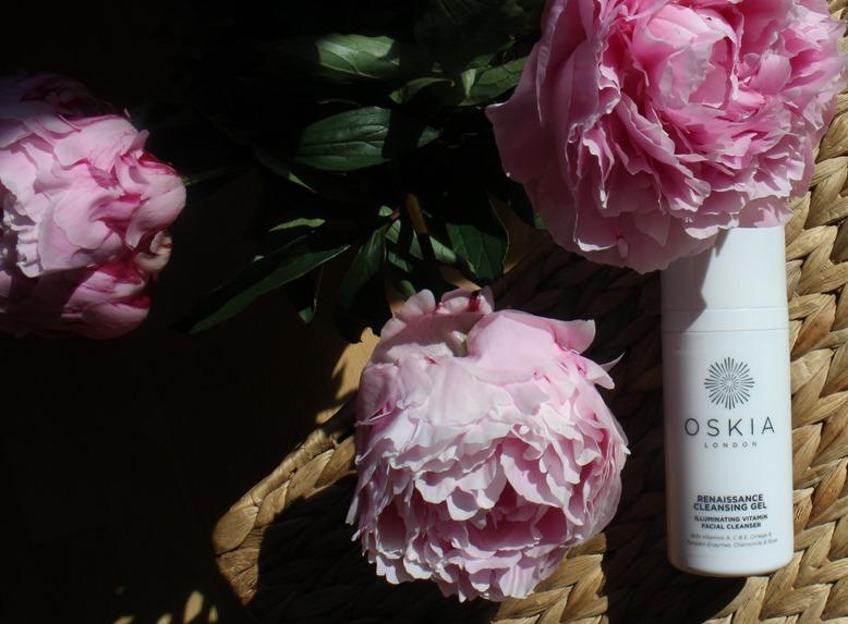 Oskia-Renaissance-Cleansing-Gel,Pestle Mortar-Hyaluronic-Serum, Yonka-Vital-Defense-Antioxidant-Moisturiser-