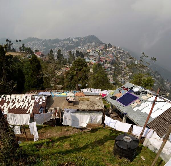 Darjeeling laundary дарджилинг панорама