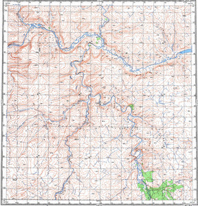 Map 100k--r48-019_020--(1970)