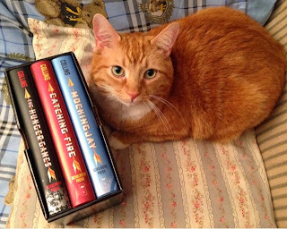 Ripple with The Hunger Games boxset