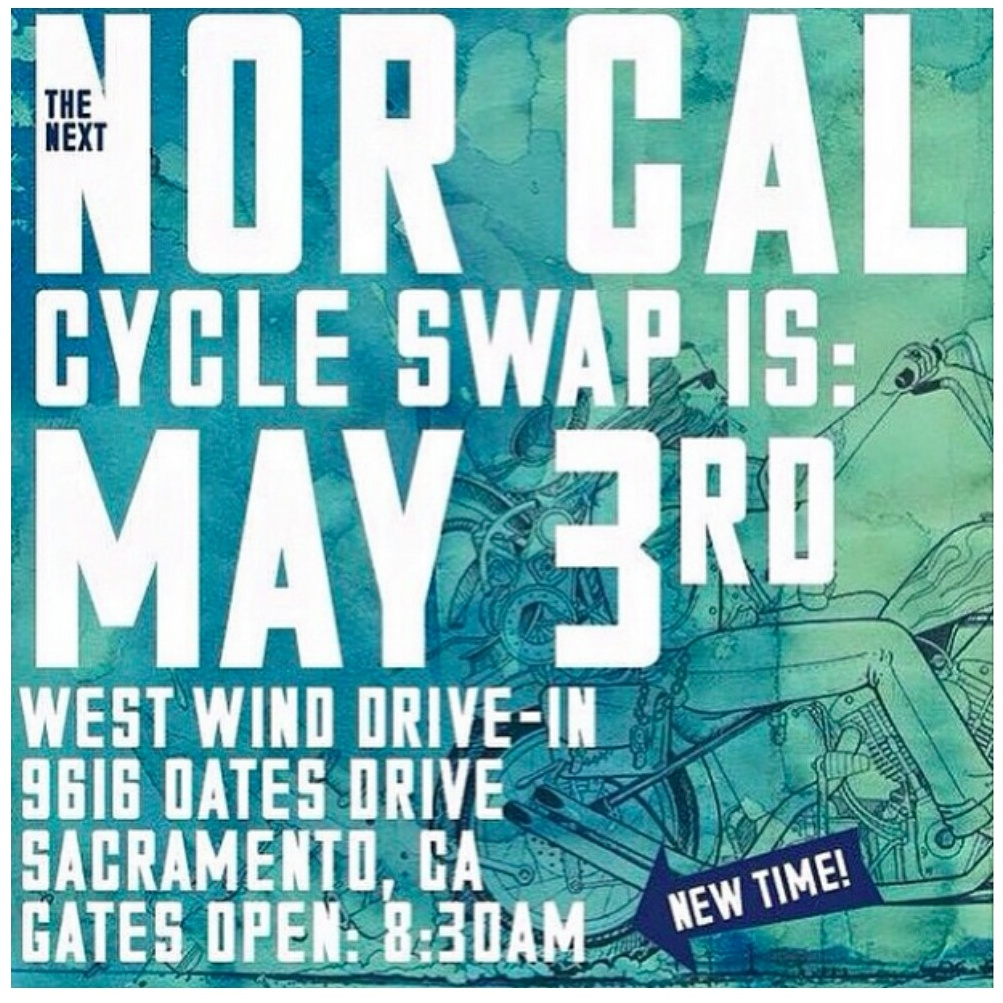 nor cal cycle swap meet