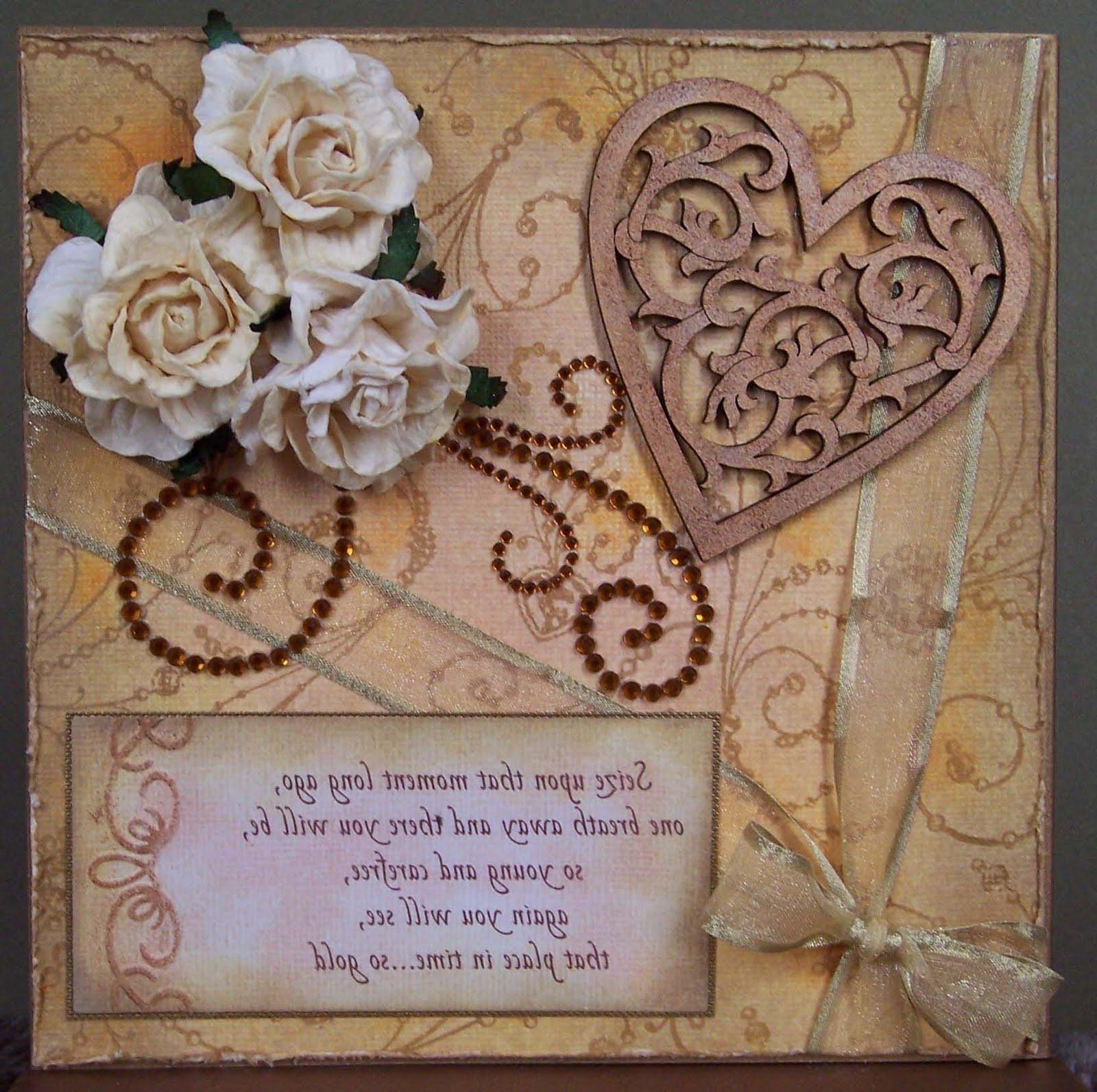 Wedding Anniversary card,