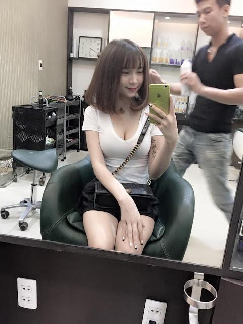 hot girl dj bao nhung 13