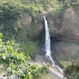 Véu de Noiva - Rota das Cachoeiras -  Baños, Equador