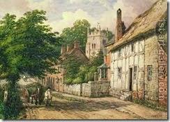 Cubbington,-Warwickshire