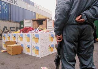 Trafic de produits pyrotechniques Plus de 4 millions d'unités saisies à Alger