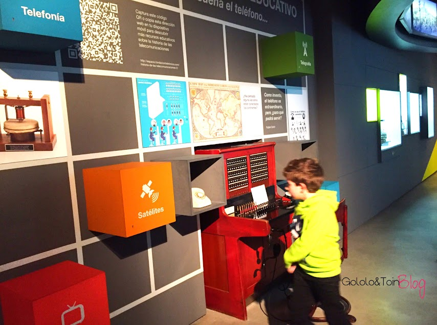 telefónica-fundación-espacio-historia-telecomunicaciones-niños-ocio-cultura-exposiciones