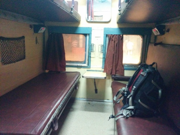 Get upgraded in Indian Railways