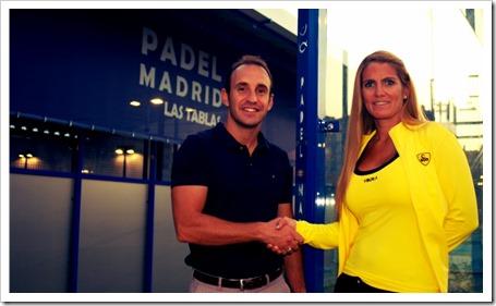 Padel Madrid Las Tablas, un nuevo club de referencia para la firma Vibor-A.