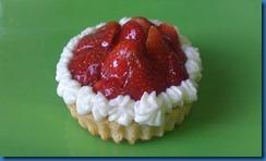 Erdbeer-Tartlett