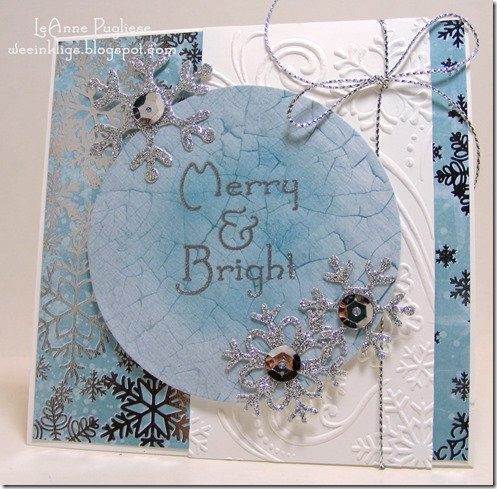 LeAnne Pugliese WeeInklings TSOT248 Merry & Bright Christmas