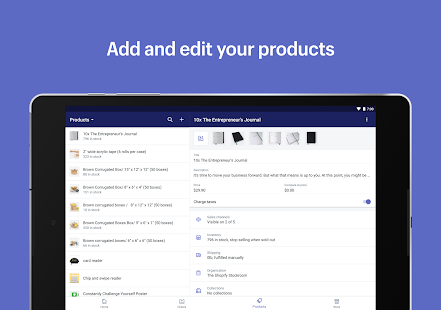 Shopify: Sell Online Ecommerce Screenshot