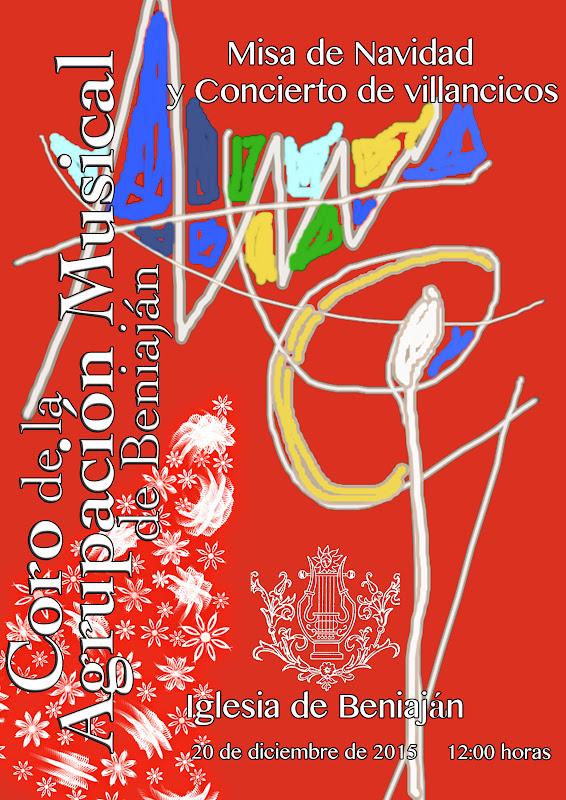 Cartel Navidad 2015