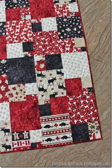 Tamarack Shack: Oh Canada! : quilt fabrics canada - Adamdwight.com