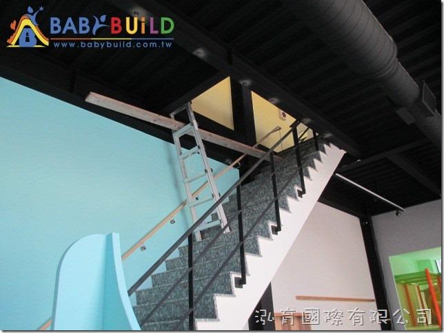 BabyBuild 樓梯安全防護網專業施工