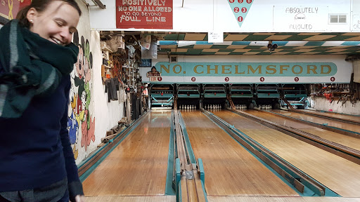 Bowling Alley «North Chelmsford Lanes», reviews and photos, 22 Vinal Square, North Chelmsford, MA 01863, USA