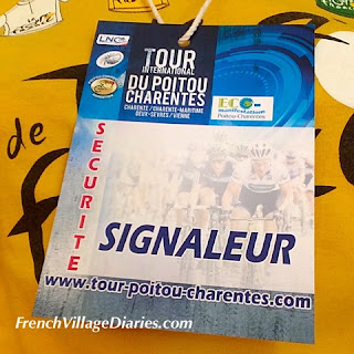 French Village Diaries Tour du Poitou-Charentes 2015 marshal
