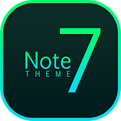 Theme for Note 7 for Lollipop - Android 5.0
