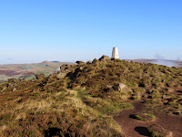 The Roaches Summit
