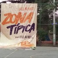Actividad de cierre del expediente declaratorio de Zona Tipica de Villa Frei