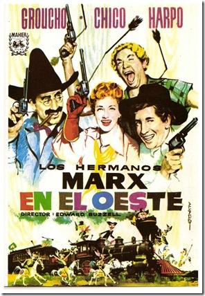 Los hermanos Marx en el Oeste (1940)