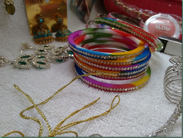 Bangles for every occassion