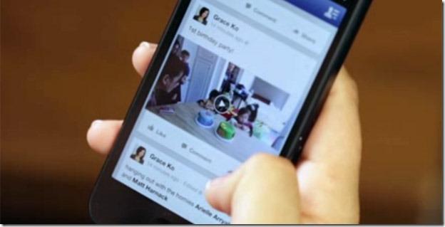 cara mematikan video otomatis facebook
