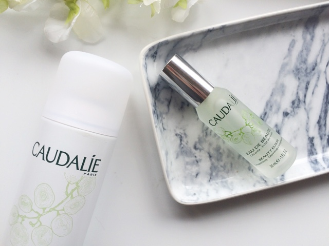 caudalie beauty elixir, caudalie beauty elixir alternative, affordable alternative to caudalie beauty elixir, facial sprays, skincare, scottish blogger, caudalie grape water